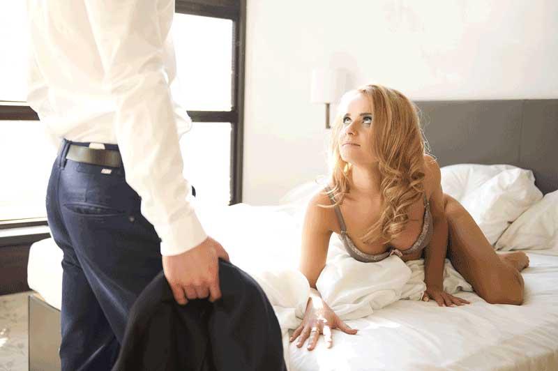 träffa en sexpartner